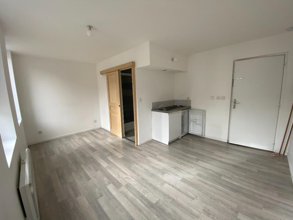 Location appartement 59000 Lille - Lille Wazemmes - Studio non meublé de 23m²