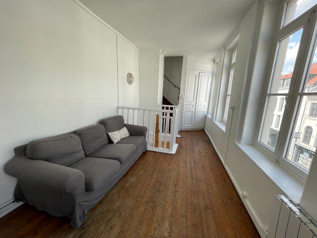 Vieux Lille - T3 non meublé de 44,96m²