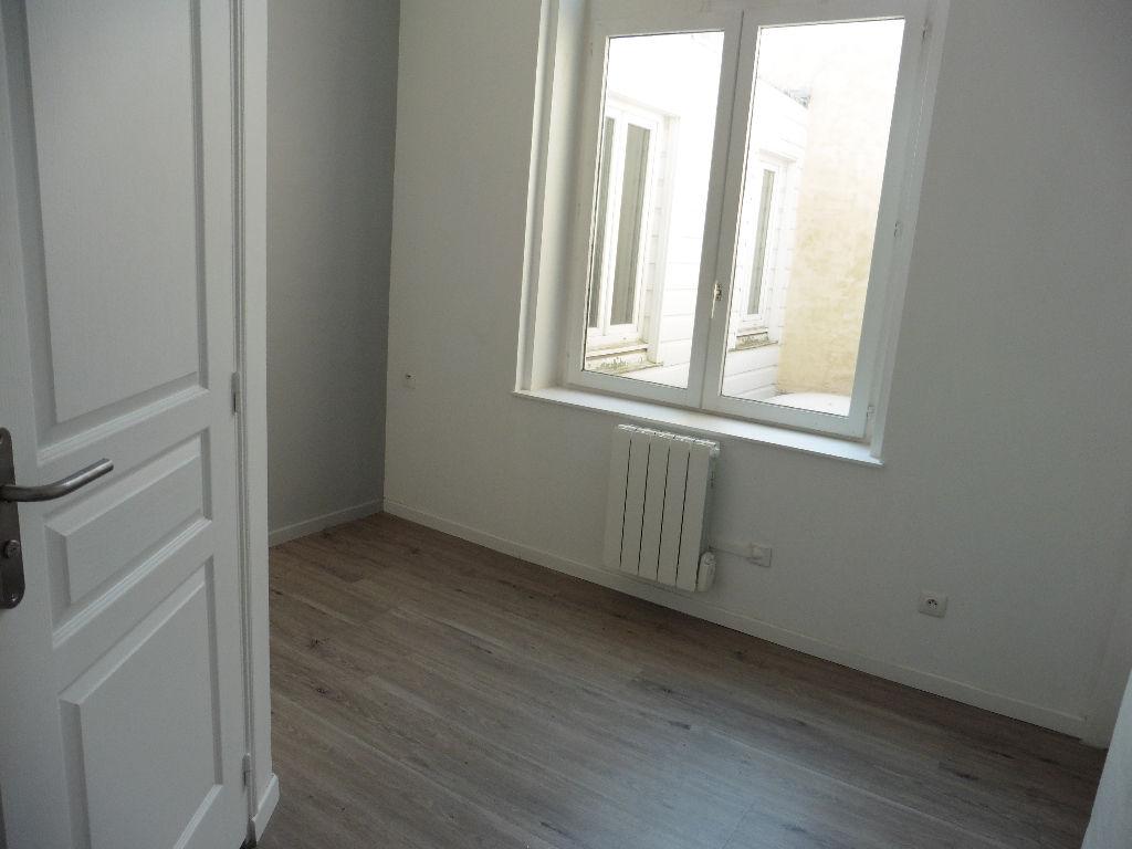 Vieux-Lille - 2 pièces non meublé de 29,29m²