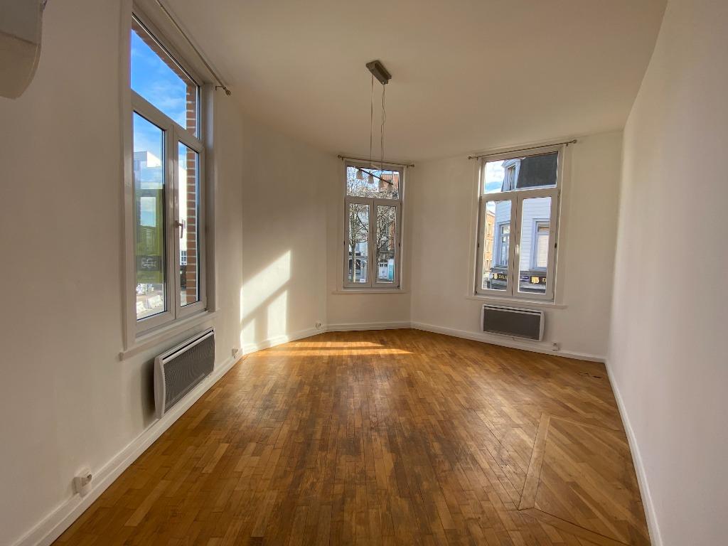 Location appartement 59000 Lille - Saint Maurice Pellevoisin - Studio non meublé de 27m²