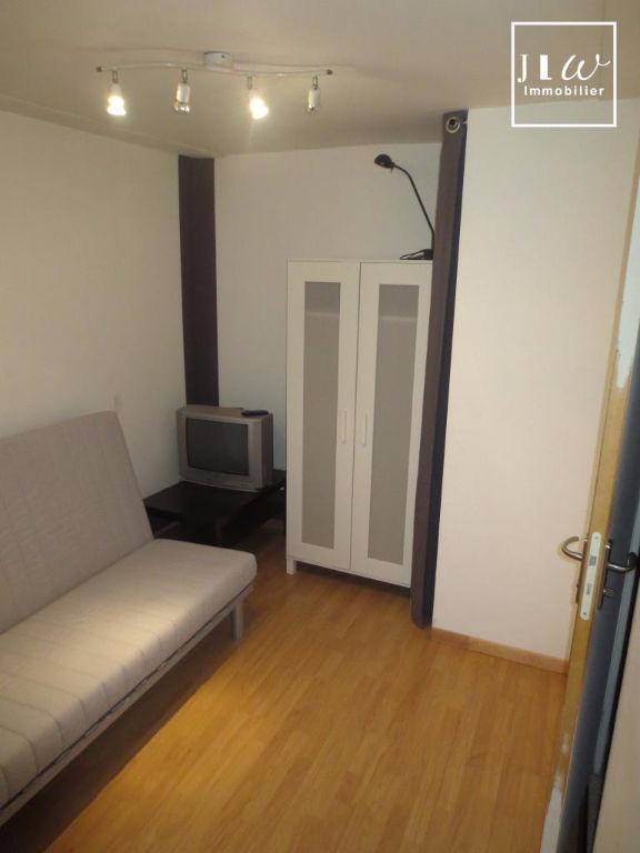 Type 1 bis prêt de meubles de 27.89m²
