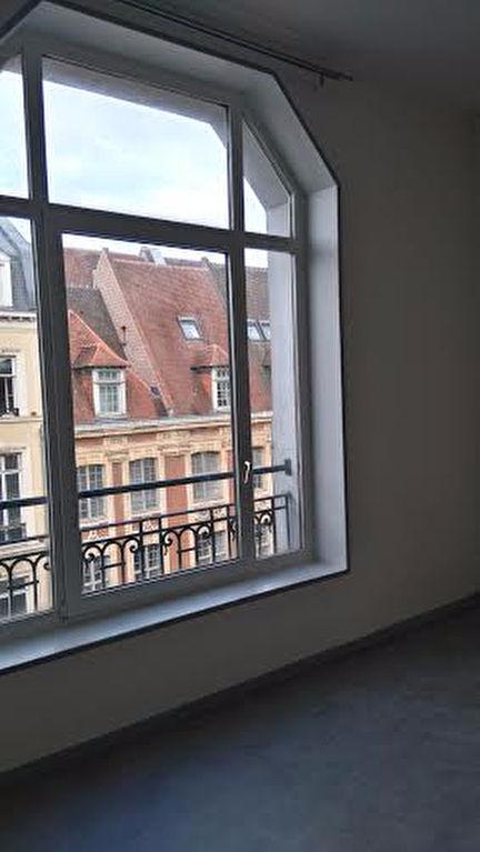 Lille Centre - T1 bis non meublé de 40m²
