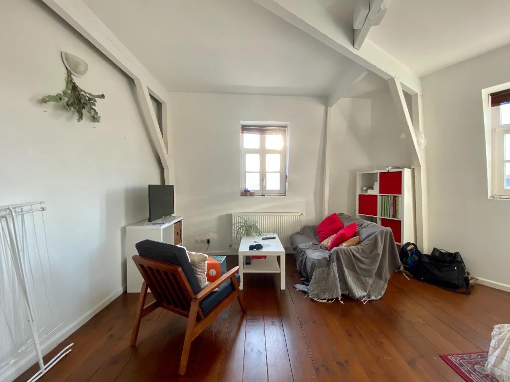 Location appartement 59000 Lille - Vieux-Lille - T2 non meublé de 44m²