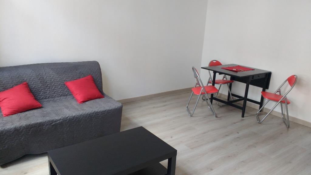 Lille rue de Condé - Type 1 Bis meublé de 38,10m²