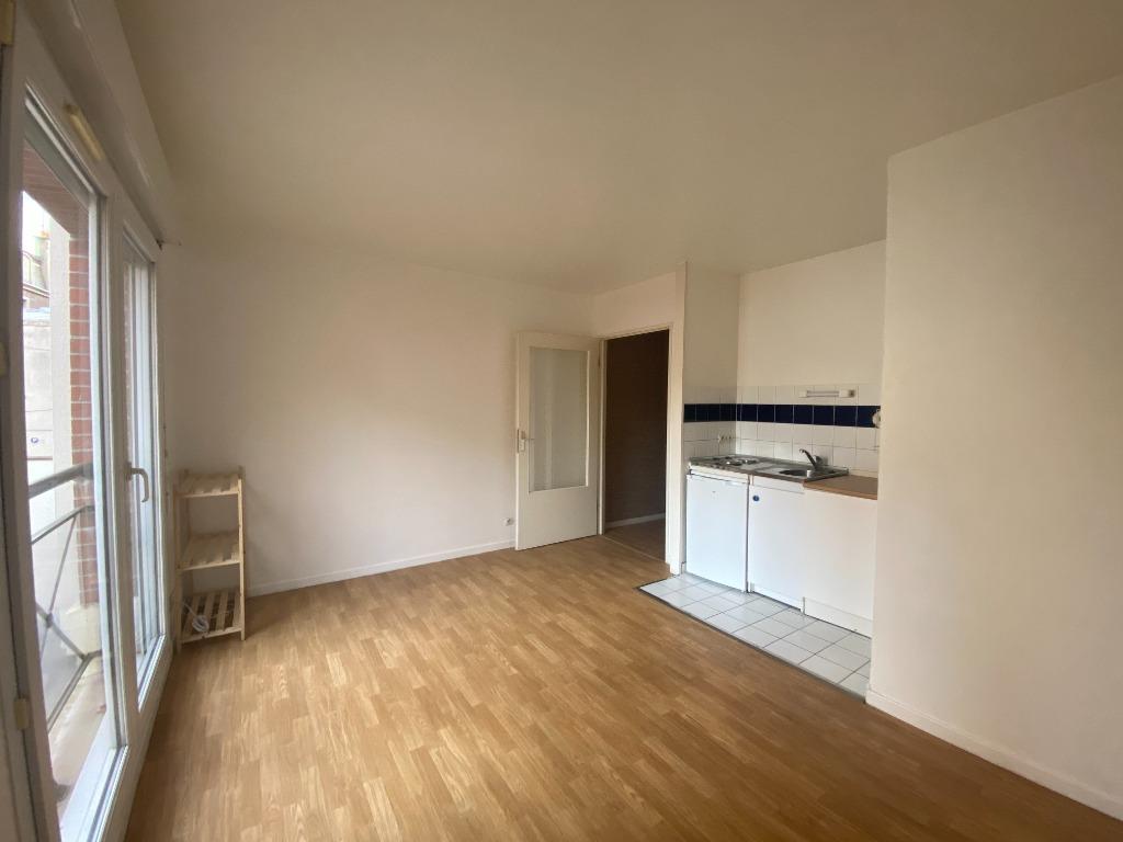 Location appartement 59000 Lille - VAUBAN- T2 non meublé avec place de parking