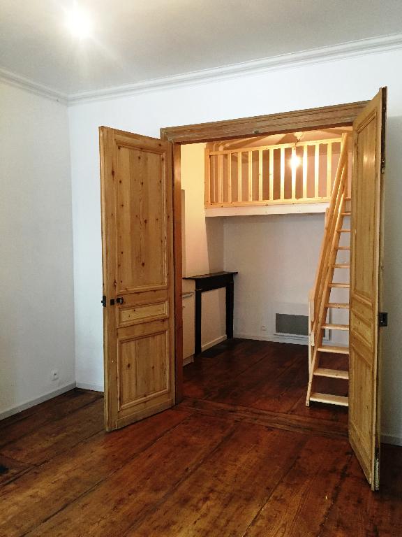 Location appartement 59000 Lille - Lille Gambetta - Studio non meublé de 26,56m²