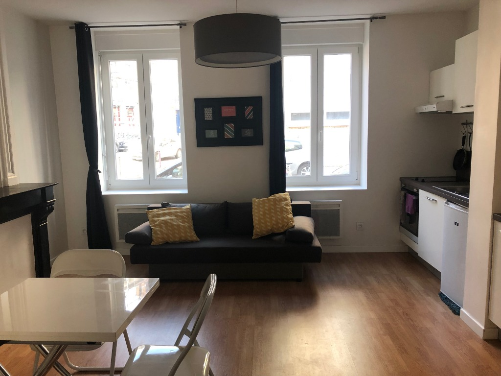 Location appartement 59000 Lille - Liller République - T3 de 49,28m² meublé