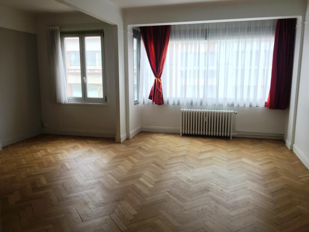 Location appartement 59000 Lille - République Beaux Arts - Type 2 non meublé de 59.55m²